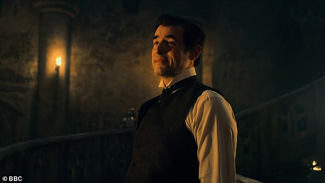 Transylvania's vampire was Moriarty with fangs and Van Helsing just Holmes with a crucifix. Steven Moffat and Mark Gatiss turned Dracula into Sherlock 2, by Jim Shelley